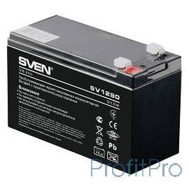 Sven SV1290 (12V 9Ah) батарея аккумуляторная