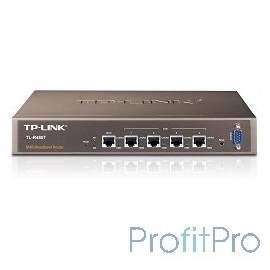 TP-Link TL-R480T+ Широкополосный маршрутизатор с балансировкой нагрузки SMB