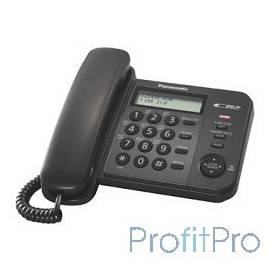 Panasonic KX-TS2356RUB (черный) АОН,Caller ID,ЖКД,блокировка набора,выключение микрофона