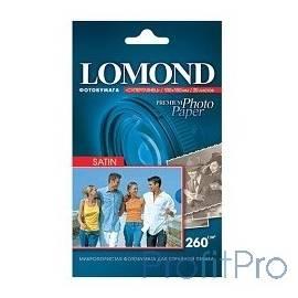 "LOMOND 1106200 Фотобумага ""Сатин Премиум"" A4, 270г/м2, 20л."
