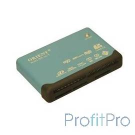 USB 2.0 Card Reader Mini ORIENT All in 1 Black [CR-02BR]