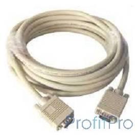 Gembird/Cablexpert CC-PPVGA-6, Кабель VGA Premium ,15M/15M,1.8м, тройной экран, феррит.кольца, пакет