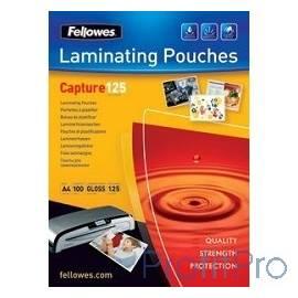 Fellowes Пленки для ламинирования FS-53067 (65*95мм 125мкм 100шт)