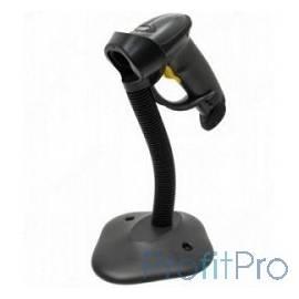 Zebra LS2208 [LS2208-SR20007R-UR] черный ручной лазерный сканер штрих-кода BLACK USB KIT: Includes LS2208-SR20007R scanner, CB