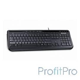 "Microsoft ""Wired Keyboard 600"" ANB-00018, 104+5кн., водостойкая, черный (USB)"