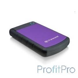 "Transcend Portable HDD 1Tb StoreJet TS1TSJ25H3P USB 3.0, 2.5"", violet"