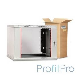 ЦМО! Шкаф телеком. настенный разборный 18U (600х520) дверь стекло (ШРН-Э-18.500) (1 коробка)