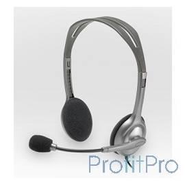 Logitech Stereo Headset H110 981-000271