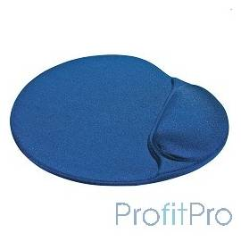 Defender Easy Work синий [50916] Коврик для мыши, 260х225х5 мм, лайкра