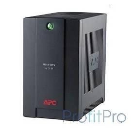 APC Back-UPS RS 650VA BX650CI-RS