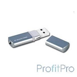 Silicon Power USB Drive 8Gb Luxmini 720 SP008GBUF2720V1D USB2.0, Deep Blue