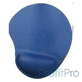 Коврик для мыши Buro BU-GEL blue [817305]