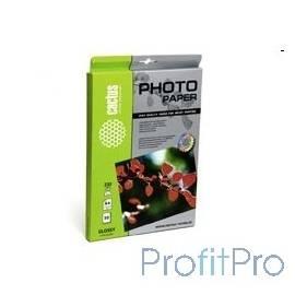 CACTUS GA423050 Фотобумага Cactus CS-GA423050 глянцевая, А4, 230 г/м2, 50 листов