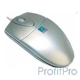 A4Tech OP-720 (silver) USB, пров. опт. мышь, 2кн, 1кл-кн