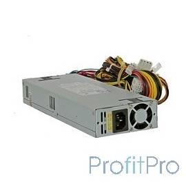Procase Блок питания GA1500 [GA1500] БП 500W ATX 1U 250*100*40mm, 2FAN, PFC
