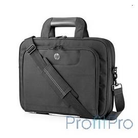HP [QB681AA] Сумка 16.1 Value Carrying Case Black Topload