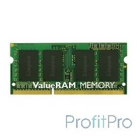 Kingston DDR3 SODIMM 4GB KVR16S11S8/4 PC3-12800, 1600MHz