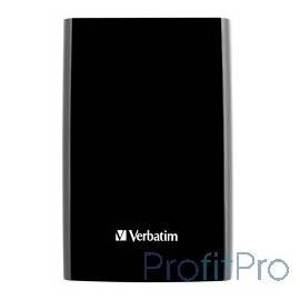 "Verbatim Portable HDD 1Tb Store&aposn&aposGo USB3.0, 2.5"" [53023] Black"