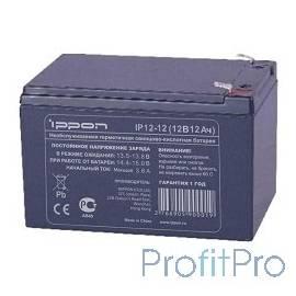 Ippon Батарея Ippon IP12-12 12V/12AH 669059