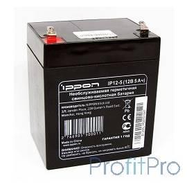 Ippon Батарея IP12-5 12V/5AH 669055