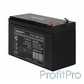 Ippon Батарея IP12-7 12V/7AH 669056