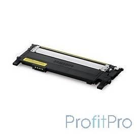 Samsung CLT-Y406S Картридж Samsung CLT-Y406S для CLP- 360/365/365W. Жёлтый. 1 000 страниц