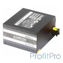 Chieftec 550W RTL [GPS-550A8] ATX-12V V.2.3 PSU with 12 cm fan, Active PFC, fficiency 80% with power cord 230V only
