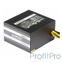 Chieftec 650W RTL [GPS-650A8] ATX-12V V.2.3 PSU with 12 cm fan, Active PFC, fficiency 80% with power cord 230V only