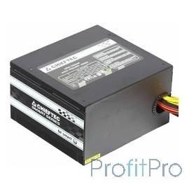 Chieftec 700W RTL [GPS-700A8] ATX-12V V.2.3 PSU with 12 cm fan, Active PFC, fficiency 80% with power cord 230V only