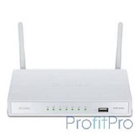 D-Link DIR-640L/RU/A2A Беспроводной облачный VPN-маршрутизатор N300 с USB-портом