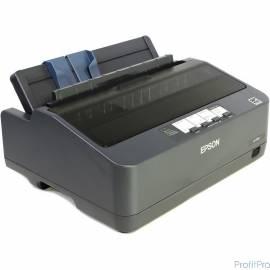 Epson LX-350 [C11CC24031] Формат А4, ширина печати 80 колонок, скорость 357 зн./сек. (12 cpi) в режиме HSD, интерфейсы: USB, LP