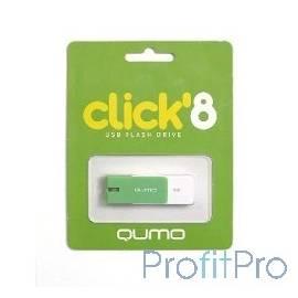 USB 2.0 QUMO 8GB Click [QM8GUD-CLK-Mint]