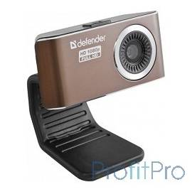 Defender G-lens 2693 Full HD 1080p 2МП, стеклянная линза(5слоев)