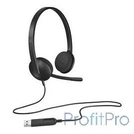 Logitech Headset H340 USB [981-000475]