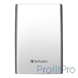 "Verbatim Portable HDD 1Tb Store&aposn&aposGo USB3.0, 2.5"" [53071] Silver"