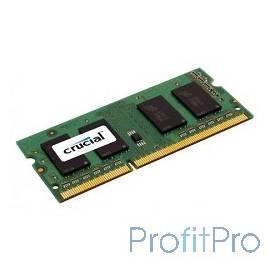 Crucial DDR3 SODIMM 4GB CT51264BF160B PC3-12800, 1600MHz