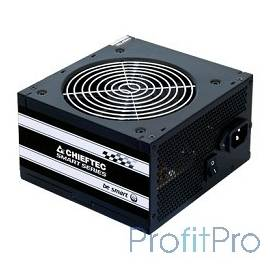 Chieftec 500W RTL [GPS-500A8] ATX-12V V.2.3 PSU with 12 cm fan, Active PFC, fficiency 80% with power cord 230V only