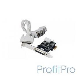 ST-Lab CP130 RTL PCI-Ex1, 4xCOM9M