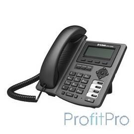 D-Link DPH-150SE/F5A IP-телефон с цветным дисплеем, 1 WAN-портом 10/100Base-TX, 1 LAN-портом 10/100Base-TX и поддержкой PoE
