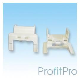 Legrand 31642 Адаптер для монтажа на торце кабель-каналов 40x12.5мм, 40x16 мм, цвет белый