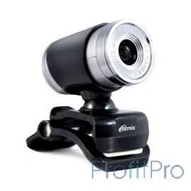 Вебкамера RITMIX RVC-007M USB, 0.3 Мп, микрофон