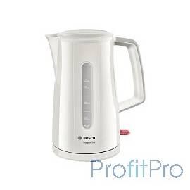 Чайник Bosch TWK3A011 белый, 2400Вт, 1,7 л