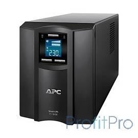 APC Smart-UPS 1000VA SMC1000I LCD, USB