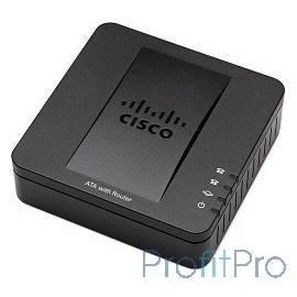 Cisco SB SPA122-XU CISCO SB Шлюз VoIP (2 FXS)