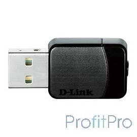 D-Link DWA-171/RU/A1A/A1B/A1C Беспроводной двухдиапазонный USB-адаптер AC600