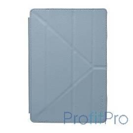 Чехол Continent UTS-102 BU универсальный для устройств с матрицей до 10,1&apos&apos,Эко кожа/Пластик, голубой