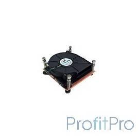 Procase CA2011 Медный активный радиатор 1U под Socket2011