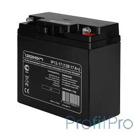 Ippon Батарея IP12-17 12V/17Ah 669060