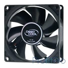 Case fan Deepcool XFAN 80 80x80x25, Molex, 20dB, 1800rpm, 82g