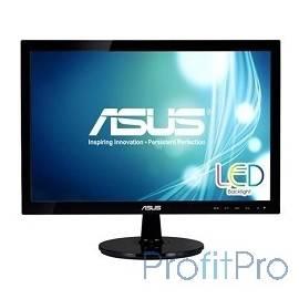 """ASUS LCD 18.5"""" VS197DE черный TN 1366x768, 200, 50000000:1, 5ms, 90/50, D-Sub [90LMF1001T02201C-/90LMF1301T02201C-]"""